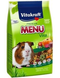 Vitakraft Menu Vital Βασική Τροφή για Ινδικά Χοιρίδια 1kg