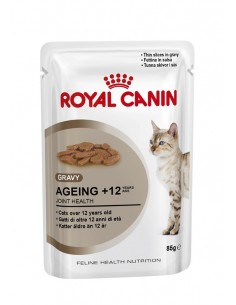 Royal Canin Ageing +12 Gravy 85gr