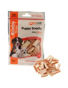 ProLine Boxby Puppy Snacks Mini Bites 100gr