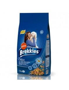 Brekkies Delice με Ψάρι Γεμιστό με Γαρίδες