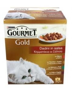 Multipack Purina Gourmet Gold 8x85gr