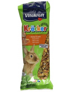 Vitakraft Kracker Duo με Μέλι - Κουνέλι