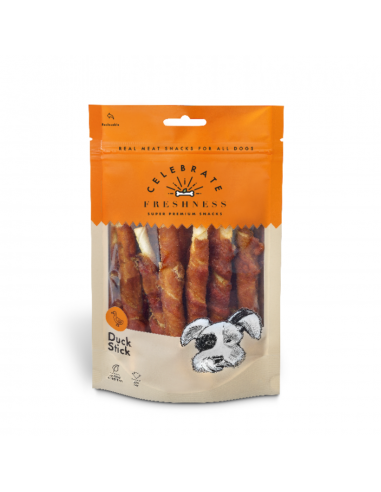Celebrate Freshness Λιχουδιά Σκύλου Στικς Με Πάπια 100gr