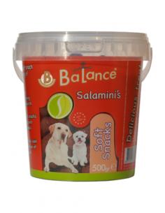 Balance Bucket Salamini's Λιχουδιές Εκπαίδευσης 500 gr