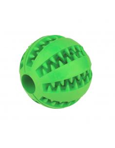 Gloria Dental Toy Παιχνίδι Σκύλου Μπάλα Λιχουδιάς Λαχανί