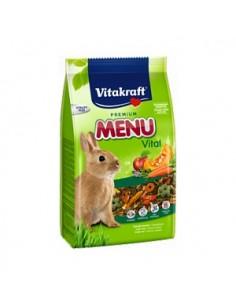Menu Vital Premium Βασική Τροφη για Κουνέλι 1kg